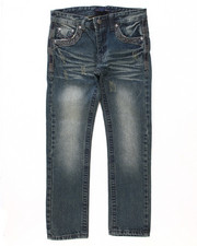 Boys - PREMIUM FLAP POCKET JEANS (8-20)