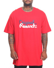 Men - Original Research T-Shirt (B&T)