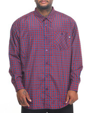 Men - Fame L/S Button-Down (B&T)