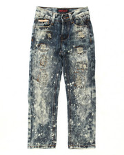 Boys - GALAXY WASH JEANS (4-7)