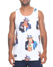 Shirts - Uncle Sammy Tank