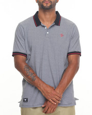 LRG - Resolution Striped S/S Polo