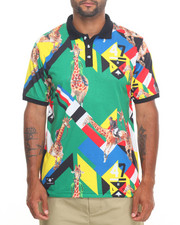 Shirts - Giraffe Polo