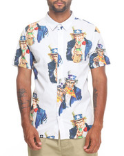 LRG - Uncle Sammy S/S Button-Down