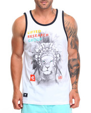 LRG - Lion Pride Tank Top