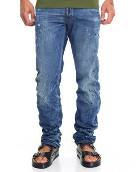 Denim - Barracuda Bayonet Core Paint Splatter Jean
