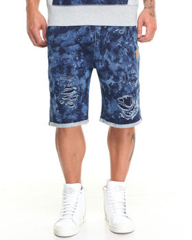 PRPS - Joyful Denim Fleece Short