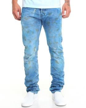 PRPS - Demon Liberation Paint Splatter Jean