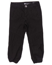 Bottoms - MOTO TWILL JOGGERS (4-7)