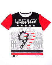 Sizes 8-20 - Big Kids - LEGACY TEE (8-20)