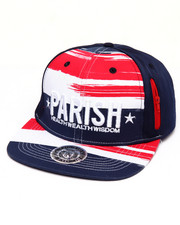 Men - Water Color Snapback