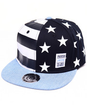 Men - Flag Snap Back