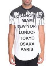 Men - CITY RUNDOWN S/S TEE
