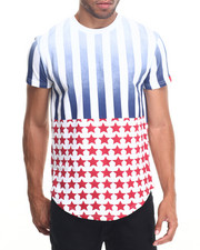 Men - STARS AND STRIPES S/S TEE