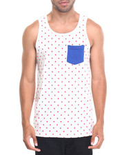 Tanks - STAR PRINT TANK TOP