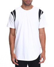 Men - Shoulder Panel OG Long Tee