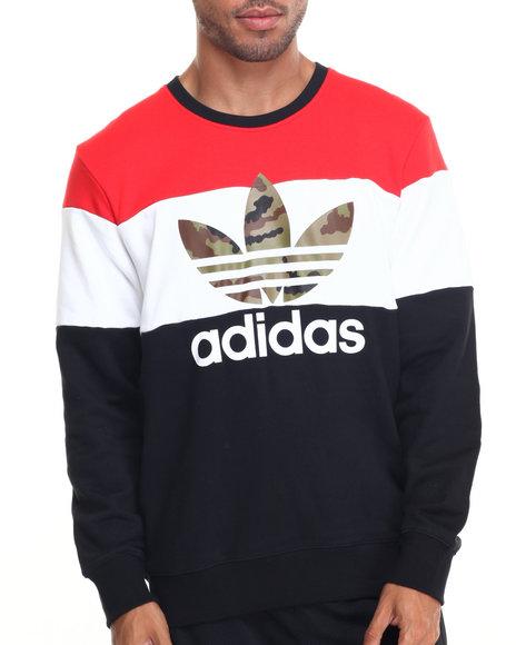 buy block it out crewneck sweatshirt men 39 s sweatshirts. Black Bedroom Furniture Sets. Home Design Ideas