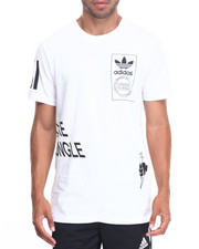 Adidas - STREET OFF PLACED S/S TEE