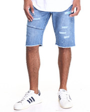 Shorts - Sudden Strike Denim Short
