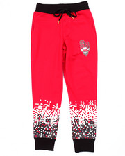 Boys - STREET BULLIES PIXEL FRENCH TERRY JOGGERS (8-20)