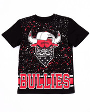 Boys - STREET BULLIES SPLATTER TEE 8-20)