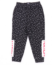 Boys - BLOC NATION FRENCH TERRY JOGGERS (2T-4T)