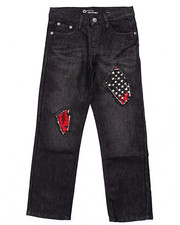 Boys - RIP & REPAIR BORN FREE JEANS (8-20)