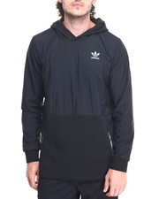Adidas - SPORT LUXE MIX PULLOVER HOODIE