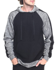 Buyers Picks - Quilted Panel Hoodie