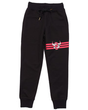 Arcade Styles - FRENCH TERRY STREET BULLIES JOGGERS (8-20)