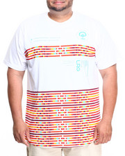 LRG - Sudden Strike Scoop T-Shirt (B&T)