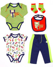 Boys - 5 PC TOUCH DOWN SET (NEWBORN)