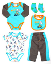 Boys - 5 PC WHEELIE COOL SET (NEWBORN)