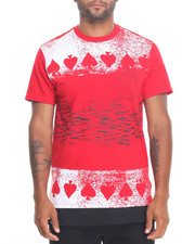 Buyers Picks - King of spade Scallop Tee