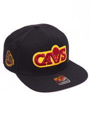 Hats - Cleveland Cavaliers Sure Shot 47 Captain Snapback Cap