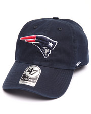 Hats - New England Patriots Clean Up 47 Strapback Cap