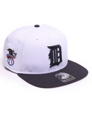 Hats - Detroit Tigers Sure Shot Two Tone '47 Captain Snapback Cap