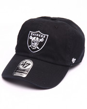 Men - Oakland Raiders Clean Up 47 Strapback Cap