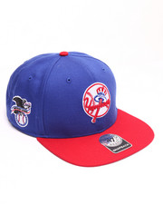 Hats - New York Yankees Sure Shot Two Tone '47 Captain Snapback Cap