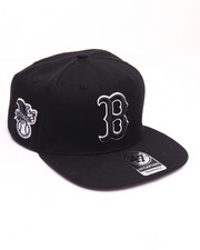 Hats - Boston Red Sox Sure Shot 47 Captain Snapback Cap