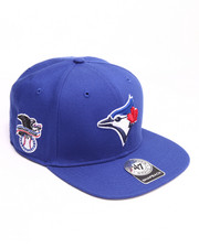 Hats - Toronto Blue Jays Sure Shot 47 Captain Snapback Cap