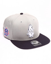 Hats - Chicago Cubs Sure Shot Two Tone 47 Captain Snapback Cap
