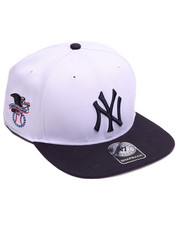Hats - New York Yankees Sure Shot Two Tone 47 Captain Snapback Cap
