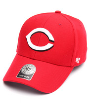 Men - Cincinnati Reds Home MVP 47 Strapback Cap