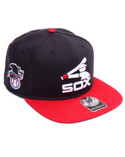 Hats - Chicago White Sox Sure Shot Two Tone 47 Captain Snapback Cap