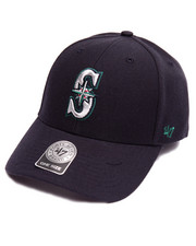Hats - Seattle Mariners Clean Up 47 Strapback Cap