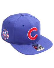 Hats - Chicago Cubs Sure Shot 47 Captain Snapback Cap