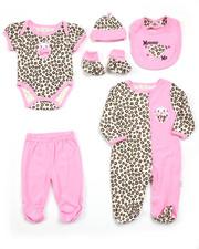 Infant & Newborn - 7 PC KITTY LOVE GIFT SET (NEWBORN)