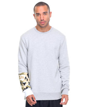 Men - Bradley Camo Sweatshirt