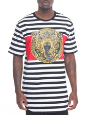 Shirts - Medusa Striped S/S Tee